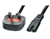 Mains power cables for Sky, Sky+ and Sky+HD boxes and Sonos ZonePlayers